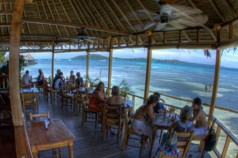 Bibis-on-the-Beach-restaurant-Bocas-del-Toro-3