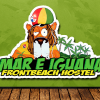 Hostel Mar e Iguana & Irie Lion Musik Bar