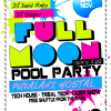 Full Moon Pool Party at Pukalani featuring DJ David Pinto