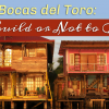 Life in Bocas del Toro: To Build or Not to Build