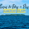 5 Reasons to Stay & Play on Carenero Island