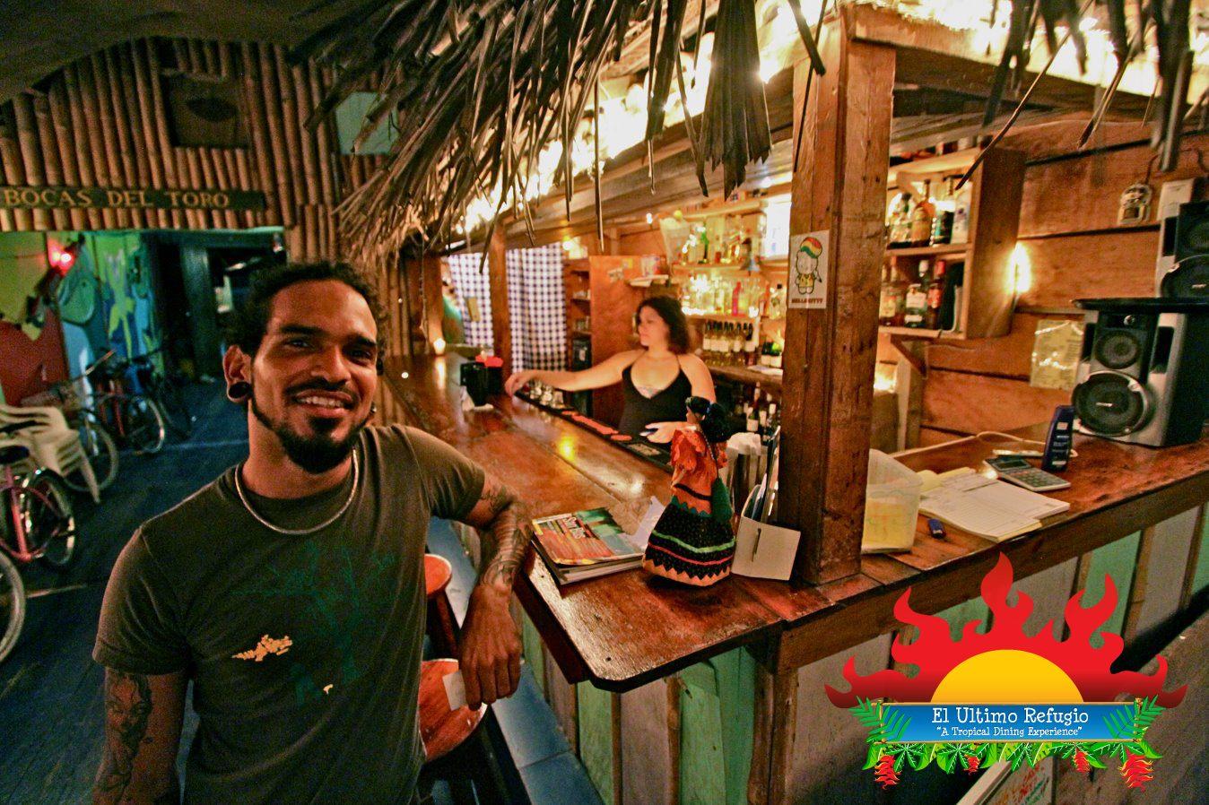 El Ultimo Refugio Restaurante en Bocas del Toro