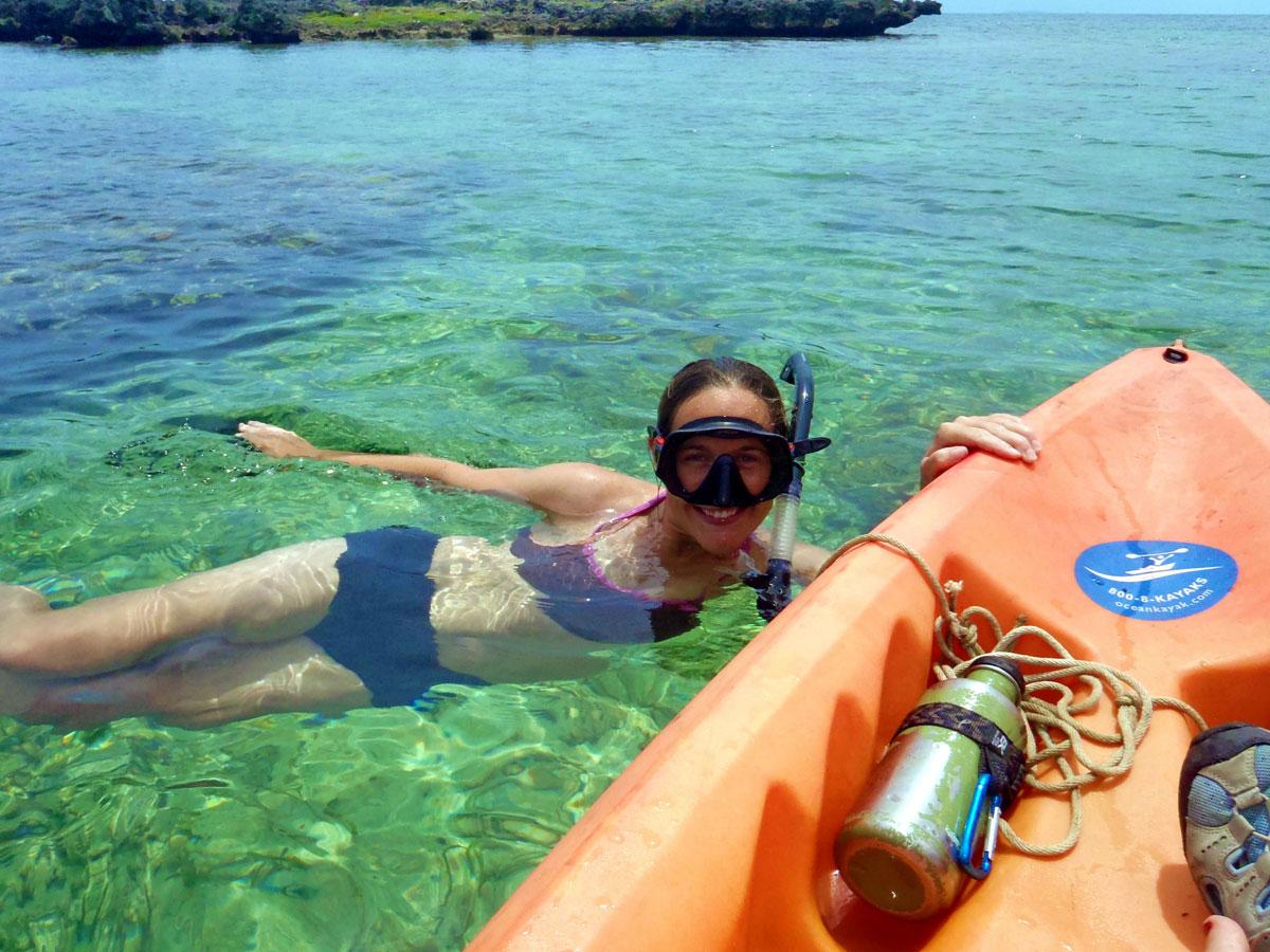 snorkeling-and-kayaking-bocas-del-toro