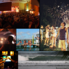 Christmas and New Years Events in Bocas del Toro 2012