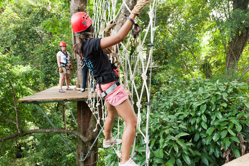 Red Frog Beach Island Resort Certified For Its: Red Frog Beach Zipline Reopening Event