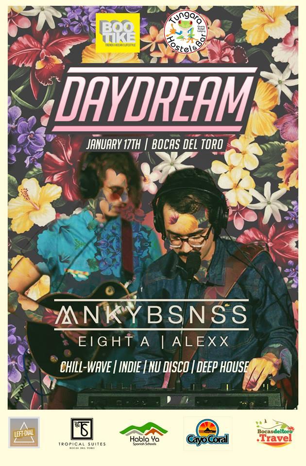 Daydream Bocas del Toro Concert